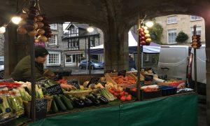 Kirkby Lonsdale Market Square