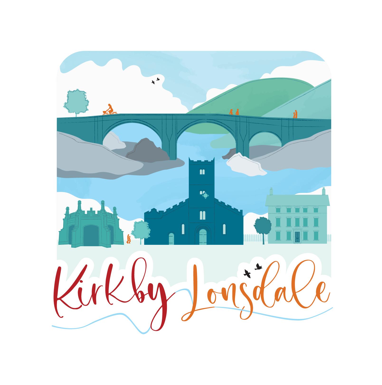 Kirkby Lonsdale CIC Logo