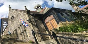 Lunesdale Hall is Back in Business