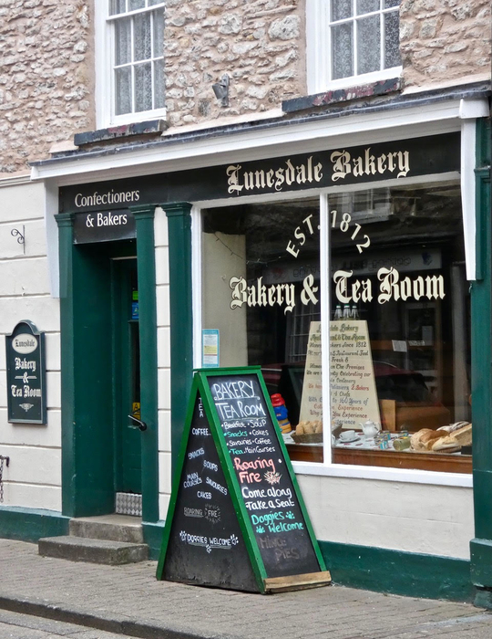 The Lunesdale Bakery goes exclusively takeaway
