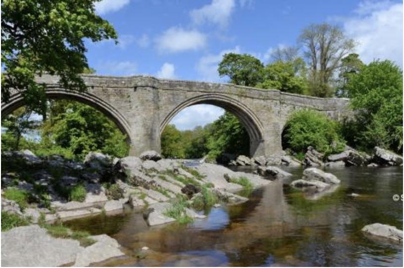 Devils Bridge Kirkby Lonsdale