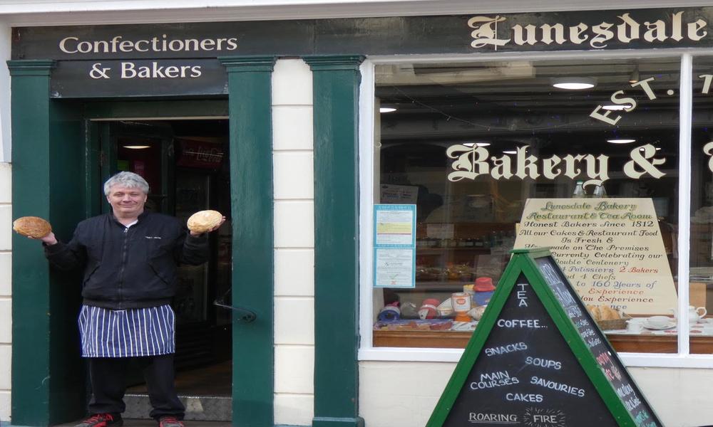 Owen Hughes, Lunesdale Bakery
