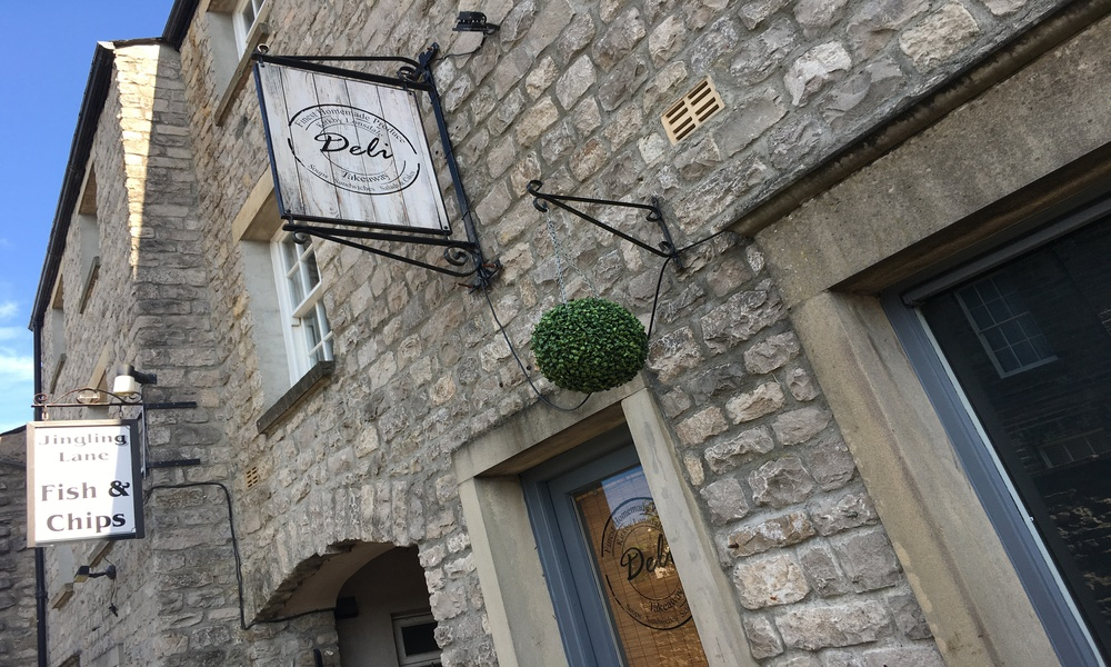 The Deli, Kirkby Lonsdale