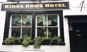 Kings Arms Door