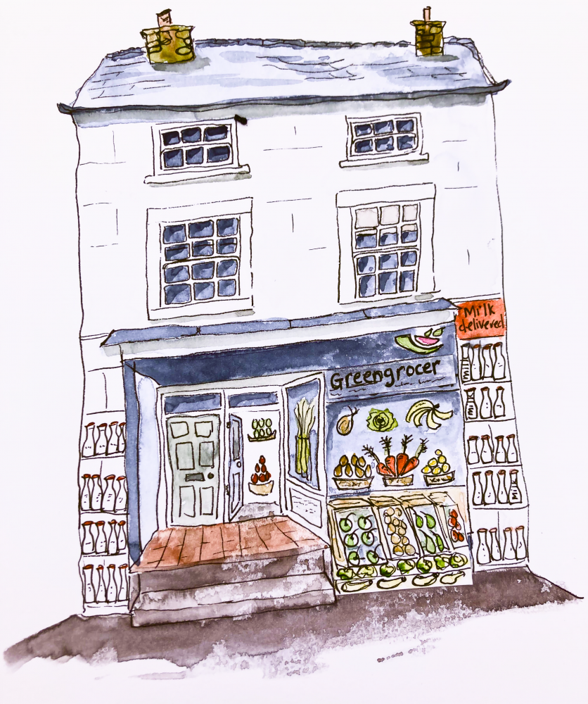 Click here to find out about Borders Greengrocers' services