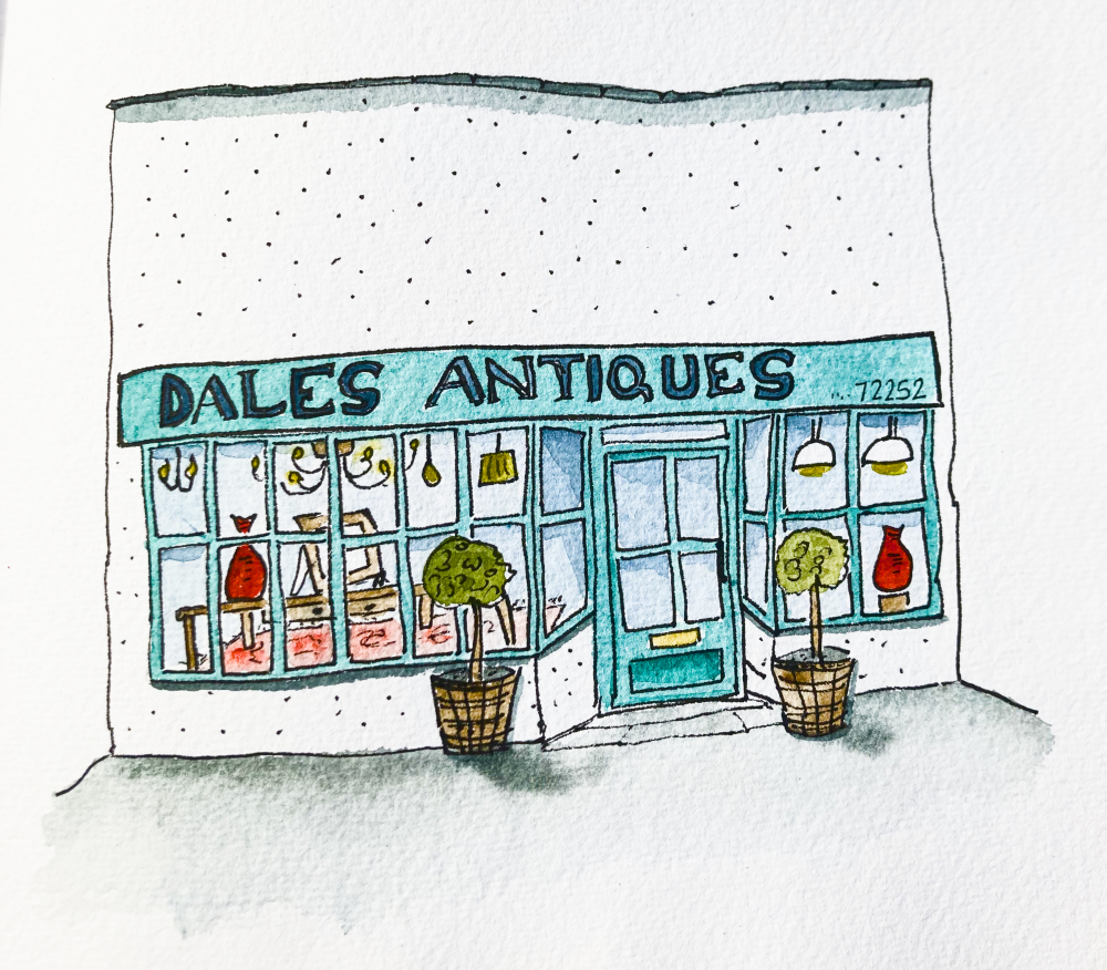 Click here for Dales Antique's current services