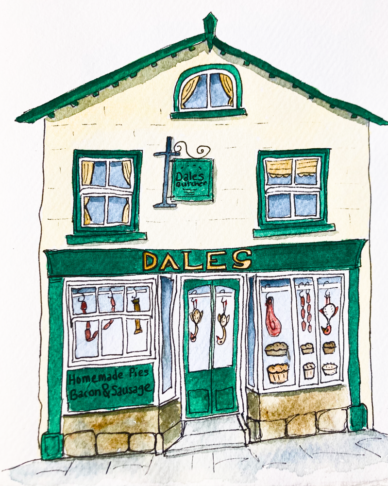 Click here to shop online at Dales Butchers