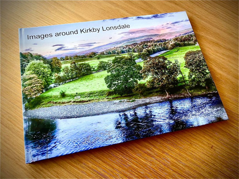 Image of Robin Ree's photography book Images around Kirkby Lonsdale