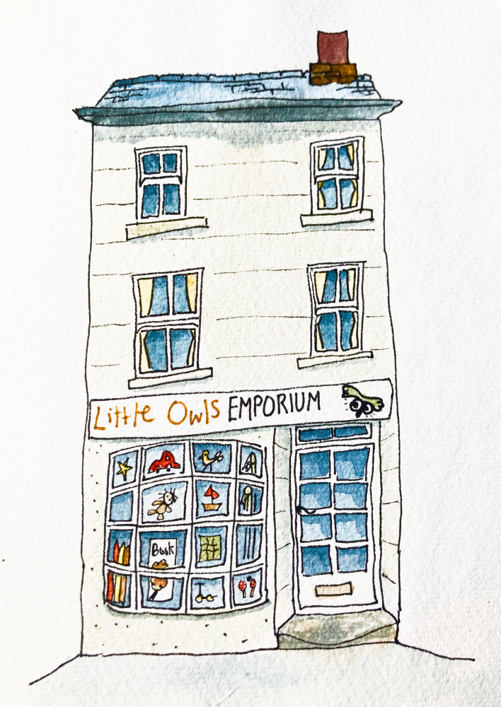 Click here to shop online at Little Owls Emporium