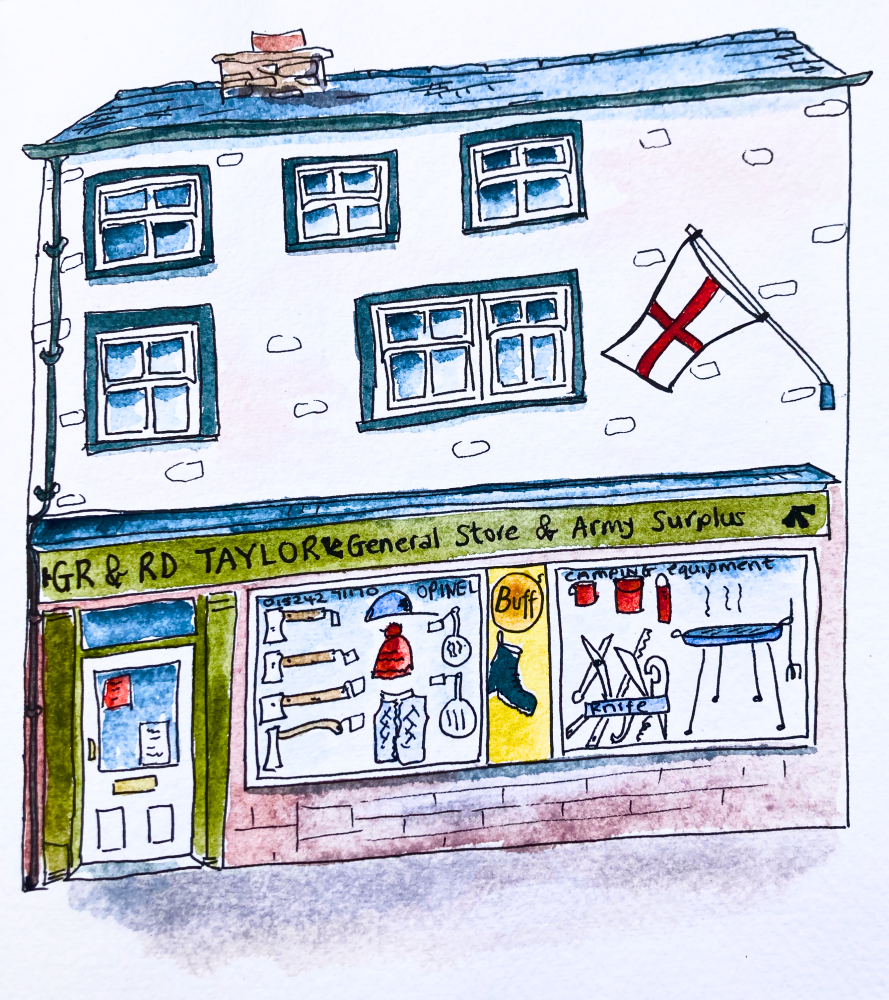 Click here to shop at GR & RD Taylors Kirkby Lonsdale