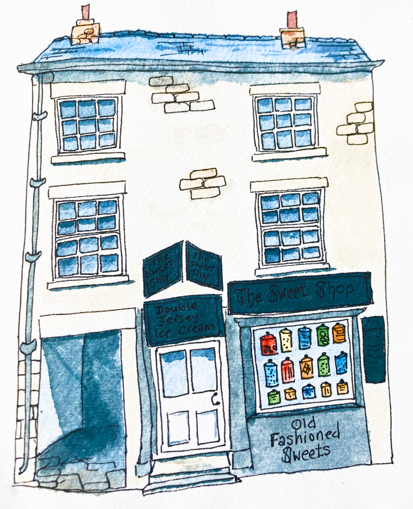 Click here to shop online at The Old Fashioned Sweet Shop Kirkby Lonsdale