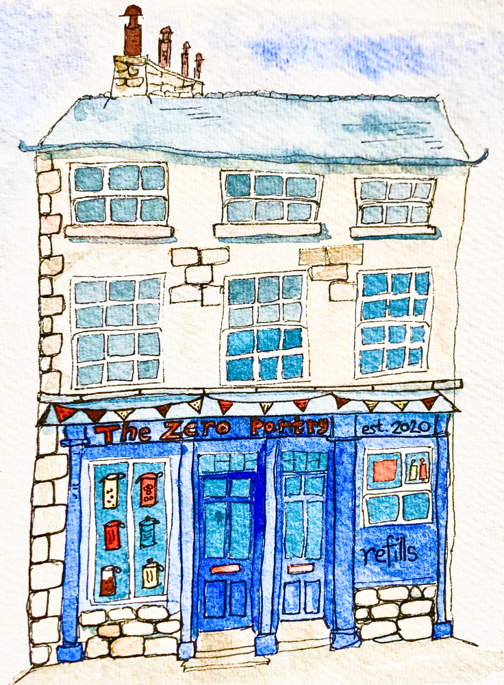 Click here to see The Zero Pantry's services in Kirkby Lonsdale