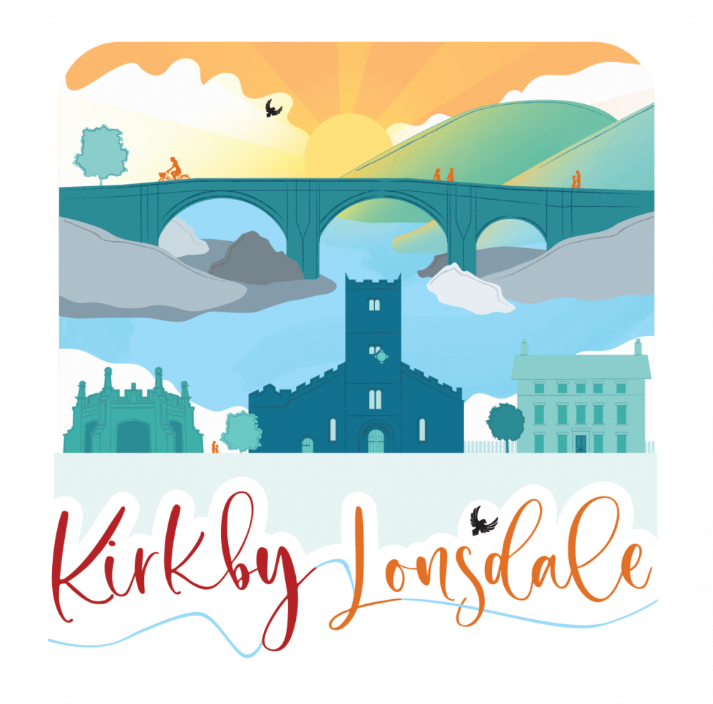 Kirkby Lonsdale Phoenix Rising Logo
