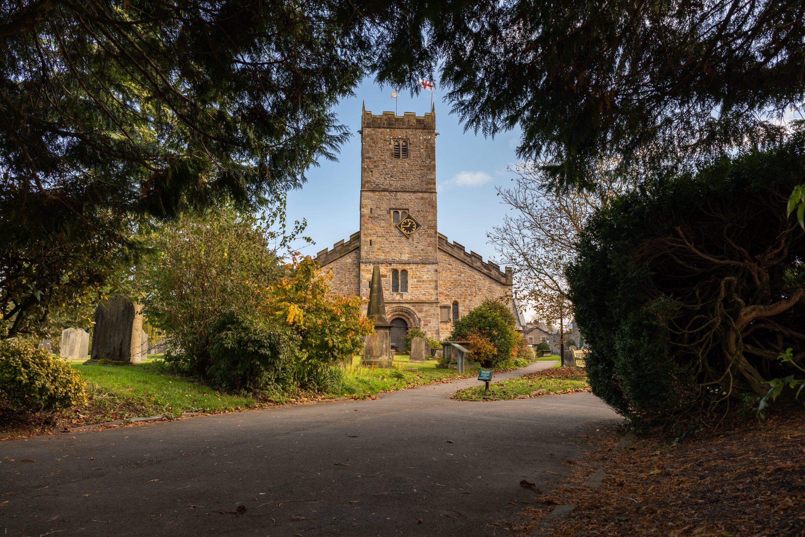 St Mary's Church Kirkby Lonsdale