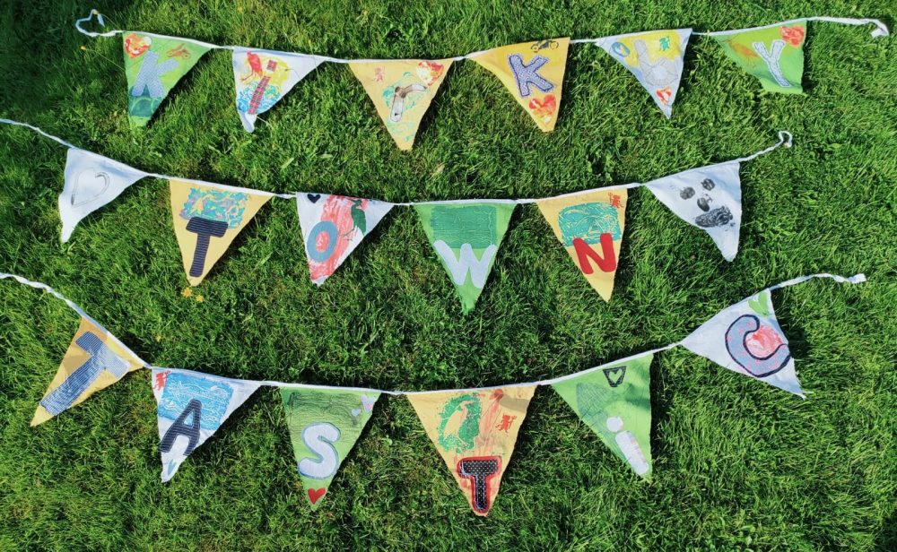 Kirkby Towntastic Bunting