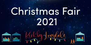 Apply for a stall at the Kirkby Lonsdale Christmas Fair 2021