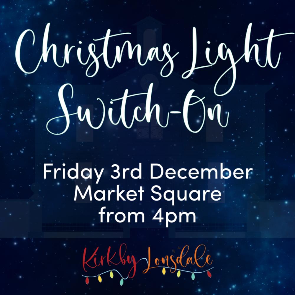 Christmas Light Switch-On