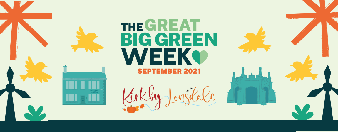 The Great Big Green Week Banner
