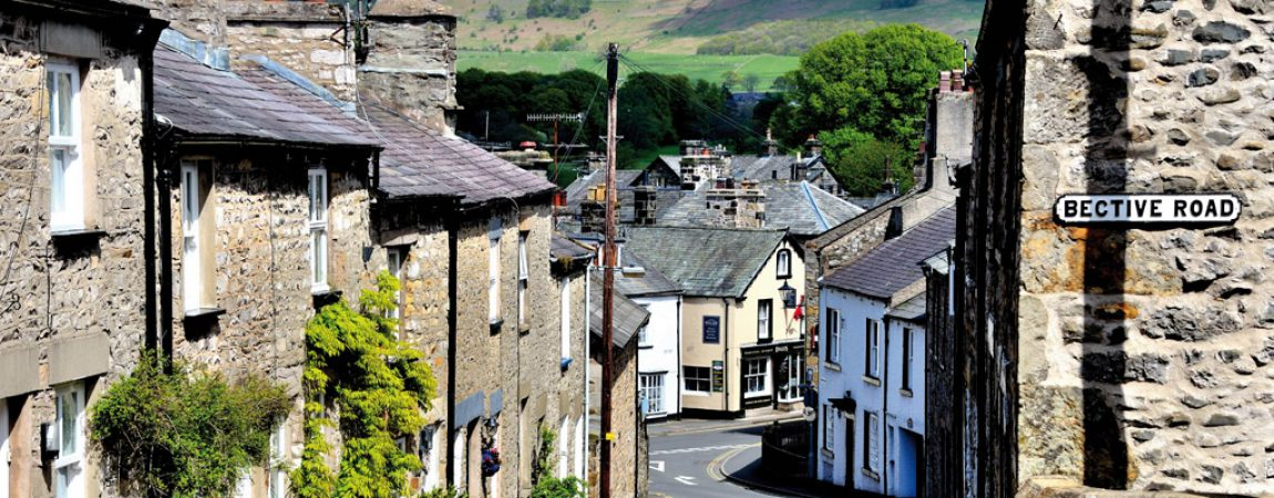 Mitchelgate in Kirkby Lonsdale