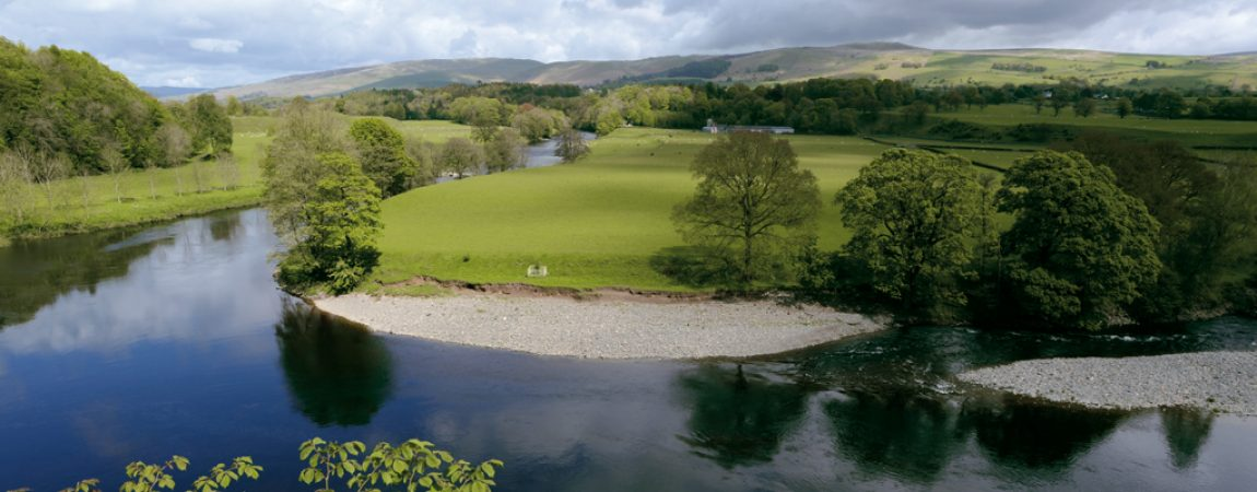 Ruskins View from Kirkby Lonsdale